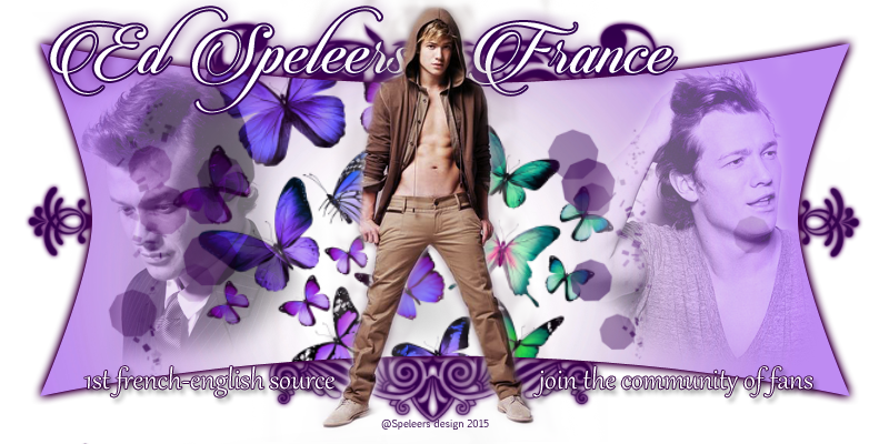 Ed Speleers France Forum