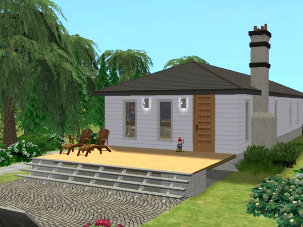 Stavba podle půdorysu Houseplan 003