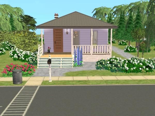 Stavba podle půdorysu Houseplan 001