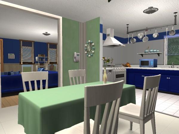 Stavba podle půdorysu Houseplan 021a