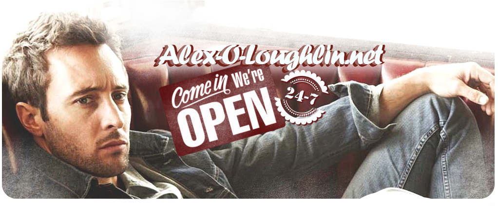 Alex O´Loughlin International - Community