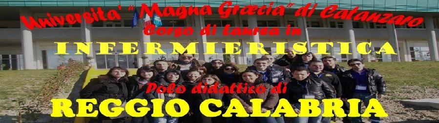 CdL Infermieristica - Reggio Calabria