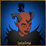 Lalaline
