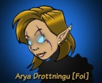 Arya Drottningu