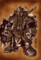 Bruennor Battlehammer