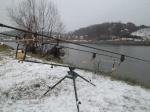La pêche de la carpe en batterie 391-96
