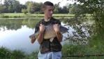 La pêche de la carpe en batterie 461-84