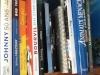 Mes livres sur johnny hallyday et livres divers