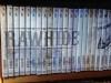 Suite de ma collection de DVD Rawhide  et poly   Et  statue de mon chien