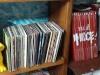 Suite de ma collection  de la série Rawhide  et mes cd  deux titres Et les DVD  de la collection  les fabuleuses années. 60/70 Et la figurine de casimir