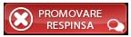 Promovare Respinsa