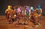 Cavaleiros de Ouro EX 6154-30