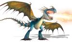 La dragonne Vipère