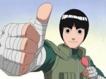 rock lee amazing