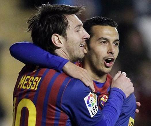 FC Barcelona vs Rayo Vallecano
