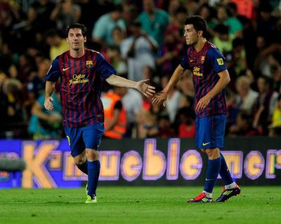 FC Barcelona vs R Madrid (3-2)
