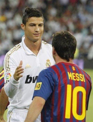 R Madrid 2-2 FC Barcelona