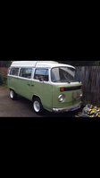 Brazilian VW Bay Wanted 1109-67
