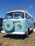 Brazilian VW Bay Wanted 1227-67