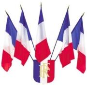 Les origines du drapeau Français. 706409818