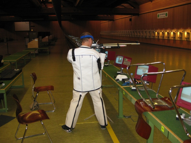 Entrainement rifle cup