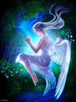 الملاك الحزين