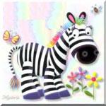 Lily-zebra