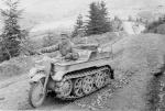 Les véhicules militaires à chenilles 192-17