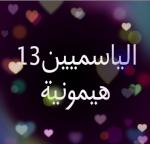 الياسميين 13