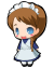 Aoi maid