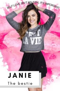 Janie The bestie