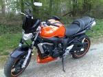 fz6 orange blaze