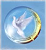 la blanche colombe