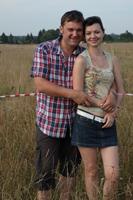 Андрей и Екатерина Голяк