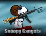Snoopy Gangsta