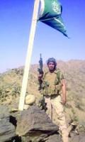 جندي سعودي مسلم