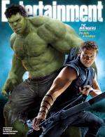 Hawkeye & Hulk