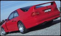 Ulysses V8 Benz