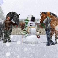 Equestrian Sims 5243-3