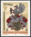 ab 2002 – Republik Österreich, Marken in Eurowährung 1143-34