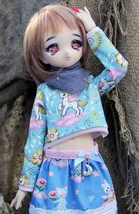 Vos Anime Dolls 509-16