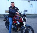 Pruebas motos Benelli 8930-75