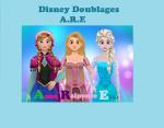 Disney Doublages A.R.E