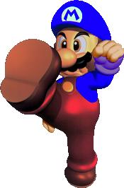 Dark Mario Bros