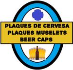 plaques de muselet de bieres étrangères 513-18