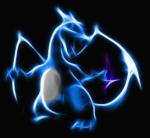 Blue Charizard