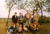 Lovci iz sela do 1992 godine.