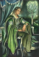 King Amras Véneanár's