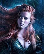 Queen Mera of Atlantis