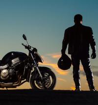 Motociclista Cristão